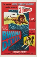 Bwana Devil movie poster (1952) picture MOV_e476eec2
