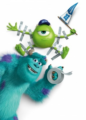Monsters University movie poster (2013) poster MOV_e483bace