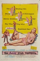 The Fuzzy Pink Nightgown movie poster (1957) picture MOV_e485c3c7