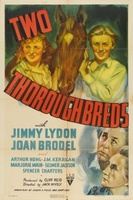 Two Thoroughbreds movie poster (1939) picture MOV_e48c4958