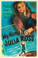 My Name Is Julia Ross movie poster (1945) picture MOV_1287cef7