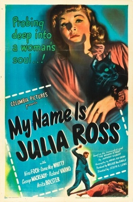 My Name Is Julia Ross movie poster (1945) poster MOV_e490ce4f