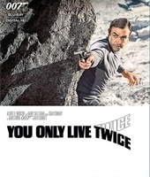 You Only Live Twice movie poster (1967) picture MOV_e4980838