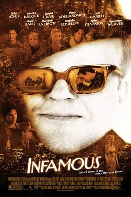 Infamous movie poster (2006) poster MOV_e49b11b9