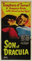 Son of Dracula movie poster (1943) picture MOV_e49bdfc4