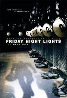 Friday Night Lights movie poster (2004) poster MOV_e49fb47a