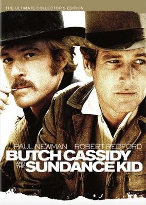 Butch Cassidy and the Sundance Kid movie poster (1969) poster MOV_e4a0be93
