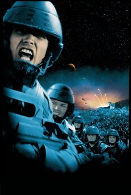 Starship Troopers movie poster (1997) poster MOV_e4a2e976