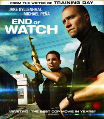 End of Watch movie poster (2012) poster MOV_e4a8561f
