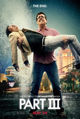The Hangover Part III movie poster (2013) poster MOV_e4aaab28