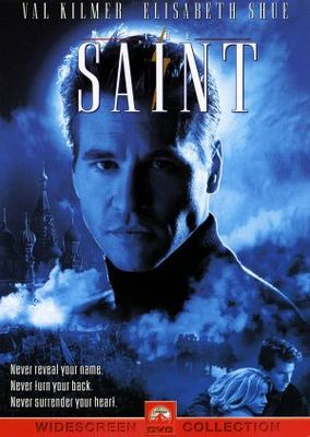 The Saint movie poster (1997) poster MOV_e4ad29fe