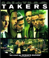 Takers movie poster (2010) picture MOV_e4b1a205