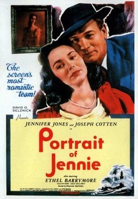 Portrait of Jennie movie poster (1948) poster MOV_e4b61371