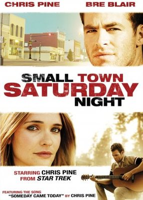 Small Town Saturday Night movie poster (2010) poster MOV_e4b81d1f