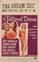 The Tattered Dress movie poster (1957) picture MOV_e4b90d60