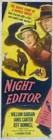Night Editor movie poster (1946) picture MOV_e4bbae6b