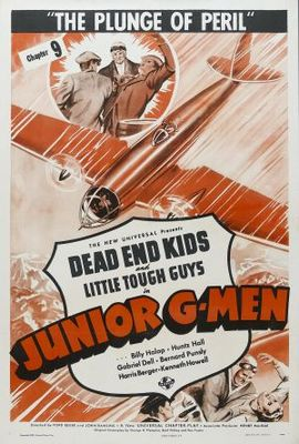 Junior G-Men movie poster (1940) poster MOV_e4bce2ff