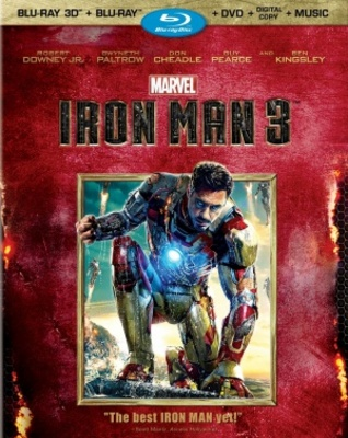 Iron Man 3 movie poster (2013) poster MOV_e4bd28b2