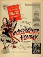 Knickerbocker Holiday movie poster (1944) picture MOV_e4bd61bc