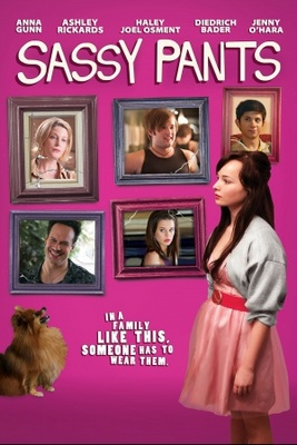 Sassy Pants movie poster (2012) poster MOV_e4c0d8ae