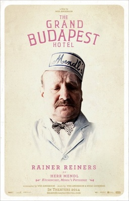 The Grand Budapest Hotel movie poster (2014) poster MOV_e4c88561