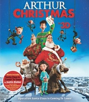 Arthur Christmas movie poster (2011) picture MOV_bccafcd8