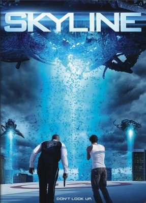 Skyline movie poster (2010) poster MOV_e4d26ff6