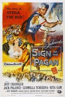 Sign of the Pagan movie poster (1954) picture MOV_e4d682cd
