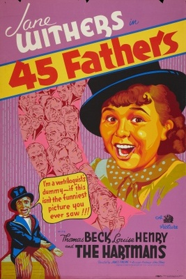 45 Fathers movie poster (1937) poster MOV_e4d69420