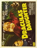 Dracula's Daughter movie poster (1936) picture MOV_e4d7fc43