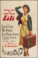 Lili movie poster (1953) picture MOV_e4d853e2