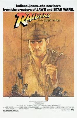 Raiders of the Lost Ark movie poster (1981) poster MOV_e4dd03af