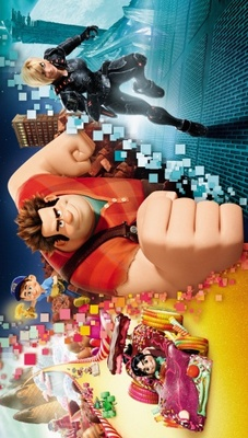 Wreck-It Ralph movie poster (2012) poster MOV_e4e39dcf