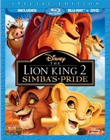 The Lion King II: Simba's Pride movie poster (1998) picture MOV_e4ed596e
