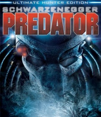 Predator movie poster (1987) poster MOV_e4ee98cc