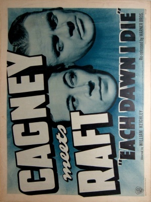 Each Dawn I Die movie poster (1939) poster MOV_e4ef0cb4