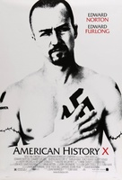 American History X movie poster (1998) picture MOV_0eb35e11