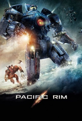 Pacific Rim movie poster (2013) poster MOV_e4efb0f7