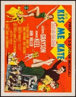 Kiss Me Kate movie poster (1953) picture MOV_e4f18fcd