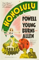 Honolulu movie poster (1939) picture MOV_e4f72800