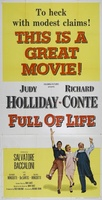 Full of Life movie poster (1956) picture MOV_e4f8c73c