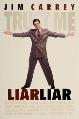 Liar Liar movie poster (1997) poster MOV_e4f9f481
