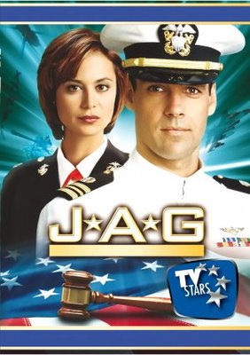 JAG movie poster (1995) poster MOV_e4fc65d0