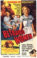 Betrayed Women movie poster (1955) picture MOV_e4fe820a