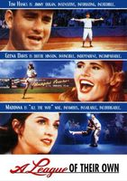 A League of Their Own movie poster (1992) picture MOV_e50218f2