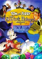 Tom and Jerry Meet Sherlock Holmes movie poster (2010) picture MOV_e50f7e1c
