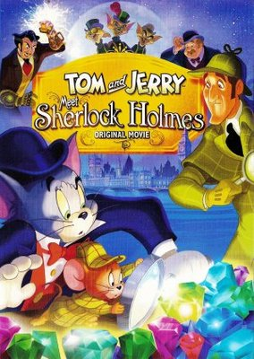 Tom and Jerry Meet Sherlock Holmes movie poster (2010) poster MOV_e50f7e1c