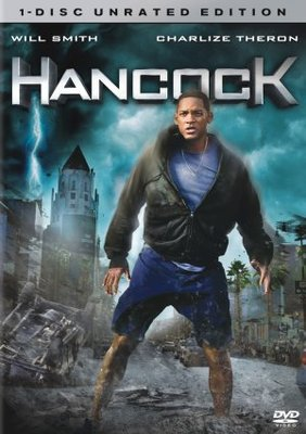 Hancock movie poster (2008) poster MOV_e51a4852