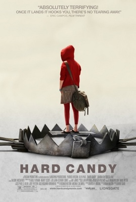 Hard Candy movie poster (2005) poster MOV_e51da39f