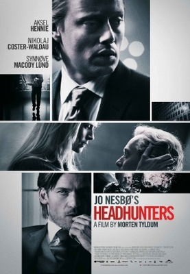 Hodejegerne movie poster (2011) poster MOV_e522dd72